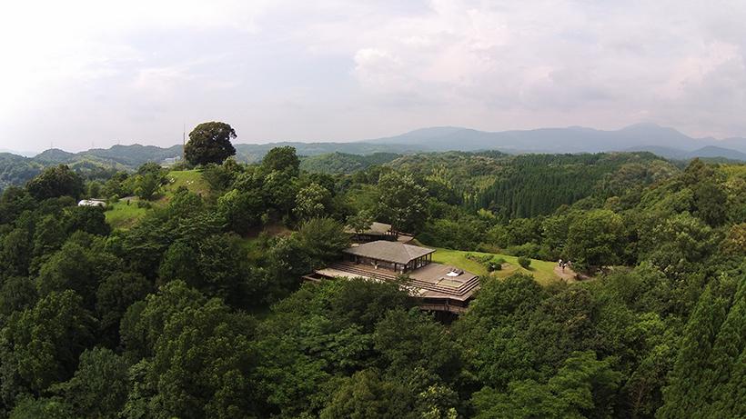 """""""Tenku_no_Mori""""Minami-Kirishima-Onsen,Kagoshima pref. JAPAN"""